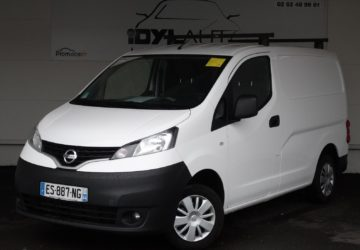 NISSAN NV200 FOURGON - annonce-VO191298