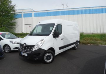 RENAULT MASTER FOURGON - annonce-VO390582