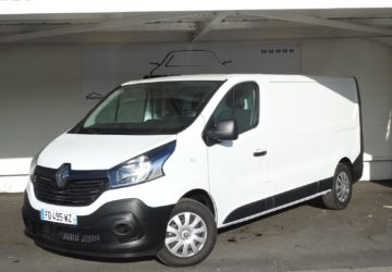 RENAULT TRAFIC FOURGON - annonce-VO390847