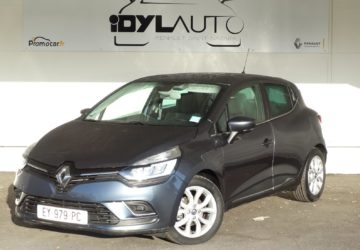 RENAULT CLIO IV - annonce-VO391128
