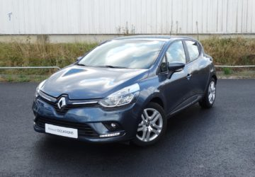 RENAULT CLIO IV - annonce-VO691077