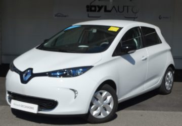 RENAULT ZOE - annonce-VO691275