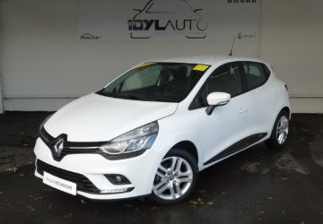 RENAULT CLIO IV BUSINESS - annonce-VO691455