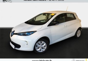 RENAULT ZOE - annonce-VO691487