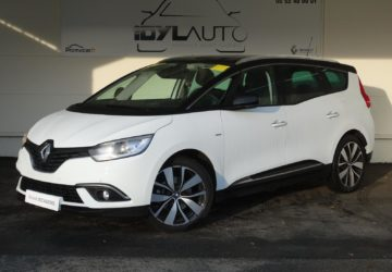 RENAULT GRAND SCENIC IV - annonce-VO891408