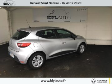 RENAULT CLIO IV - annonce-VO120192